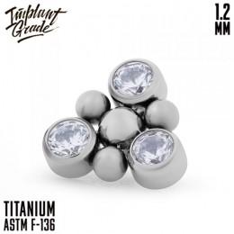 Накрутка Fantasy Implant Grade 1.2 мм титан